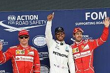 Favoriten-Check Silverstone: Crasht Ferrari Mercedes' Heimspiel-Party?