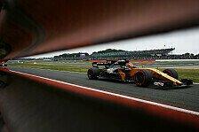 Renault: Neuer Unterboden bringt Hülkenberg auf Startplatz 5 in Silverstone