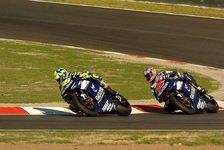 MotoGP - Alle jagen den Doctor