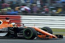 Fernando Alonso: Risiko in Silverstone für Punkte-Chance in Budapest