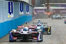 Formel E: Virgin holt Lynn, Lopez nach Ärger weg