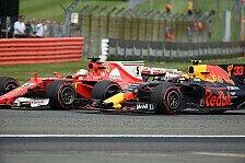 Verstappen über hartes Vettel-Duell in Silverstone: Wollte meinen Spaß