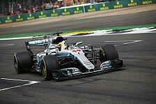 Großbritannien GP Live: Sonntag in Silverstone