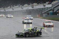 Nürburgring: Huber Racing-Piloten stark bei Regen