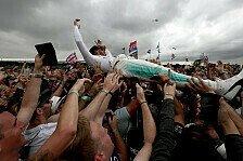 Formel 1 - Bilder: Großbritannien GP - Sonntag