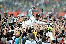 Wolff: Lewis Hamilton baut sich ein Vermächtnis auf