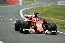 Reifenschäden in Silverstone: Ferraris oder Pirellis Schuld?