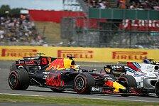 Ricciardo feiert Silverstone-Aufholjagd: Spaßfaktor 10 von 10