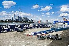 Formel-E-Finale New York: Live-Stream, TV-Programm, Eurosport