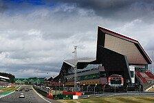 Formel 1: Neuer Asphalt in Silverstone eine Sekunde schneller
