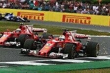 Vettel und die Reifenschäden: Warum immer Ferrari?