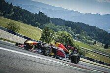 Formel 1 - Bilder: Rallyeweltmeister Ogier: Formel-1-Test im RB7
