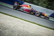 Rallyeweltmeister Sebastien Ogier testet Formel-1-Auto von Red Bull