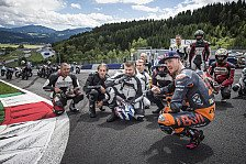 Ticker-Nachlese: Der Österreich GP der MotoGP in Spielberg 2017
