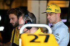 Renault-Pilot Nico Hülkenberg kassiert bittere Grid-Strafe in Ungarn