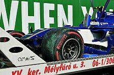 Pascal Wehrlein nach Ungarn-Unfall im Medical Center