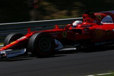 3. Training in Ungarn: Vettel zerschmettert Streckenrekord