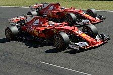 Favoriten-Check: Hamilton fürchtet Ferrari-Spaziergang in Ungarn