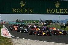 Ricciardo sauer auf Verstappen: Ungarn-Kollision eine