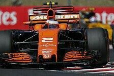 McLaren Honda bestätigt Stoffel Vandoorne für F1-Saison 2018