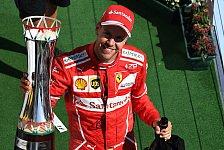 Offiziell: Sebastian Vettel verlängert Vertrag bei Ferrari um drei Jahre