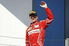 Formel 1: Pro und Contra: Ist Kimi Räikkönen noch die richtige Wahl für Ferrari?