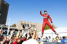 Formel E - Video: Vom 1. Sieg zum Titel: Di Grassis große Reise