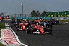 Vettel sieht keine Ferrari-Teamorder: Kimi und ich fahren Vollgas