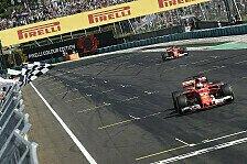 Ferrari auf dem Weg zum ersten F1-Titel seit neun Jahren