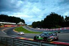 Blancpain GT Series - Platz 7 für Dominik Baumann bei den 24h von Spa
