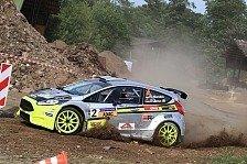 ADAC Rallye Masters - Der heiße Herbst beginnt in Thüringen