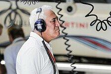 Formel 1: Stroll rettet Force India aus Insolvenz