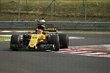 Live-Ticker: Robert Kubica beim F1-Test in Ungarn