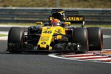 Formel 1 - Bilder: Budapest - Robert Kubica: Formel-1-Test in Ungarn