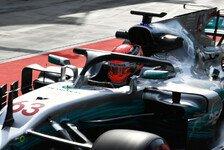 Halo-Einführung 2018: Force India enthüllt die Kosten