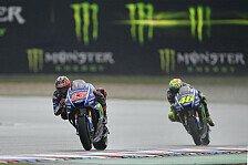 Nächster Dämpfer für Rossi und Vinales