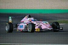 ADAC Formel 4: Zendeli holt Pole am Nürburgring