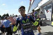 Valentino Rossi: MotoGP-Comeback in Aragon nach Verletzung