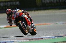 Warm-Up Tschechien GP: Marquez im Regen vorn