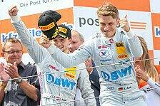 ADAC GT Masters - Nürburgring: Sebastian Asch lässt die Eifel jubeln