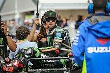 Jonas Folger für MotoGP-Tests in Sepang wieder fit