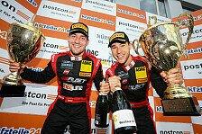 ADAC GT Masters - Pommer und Van der Linde mit Sieg am Nürburgring