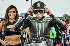 Jonas Folger: Kein Start in Motegi, MotoGP-Triple in Gefahr