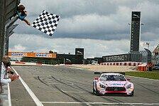 ADAC GT Masters - Erster Triumph für BWT Mücke Motorsport