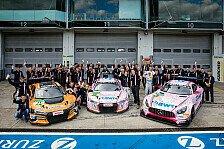 Mücke Motorsport: Die Debüt-Saison im ADAC GT Masters in Zahlen