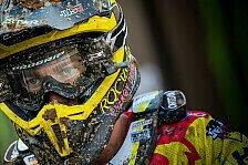 Treffen der Motocross-Superstars in England