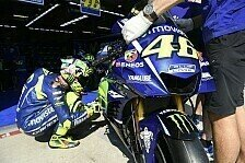 Valentino Rossi schwer verletzt: Unfall im Training