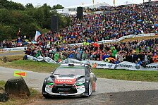 Zahlen und Fakten um die ADAC Rallye Deutschland