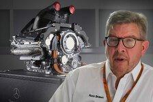 Ross Brawn verspricht: Nächster F1-Motor wird lauter und billiger