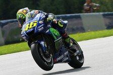 Angeschlagener Rossi verpasst Top-10
